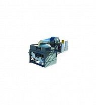 Bench Mini grain cleaner with air screen
