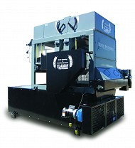 Flaman 2010 grain cleaner