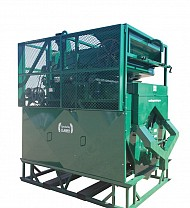 Gjesdal M2500 Grain Cleaner