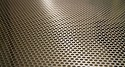 Round perforated screen