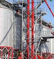Industrial Bucket Elevators