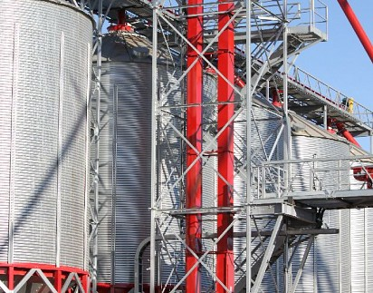 Hunter Industrial Bucket Elevators