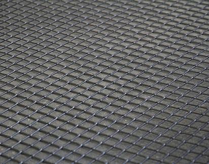 Woven mesh screens